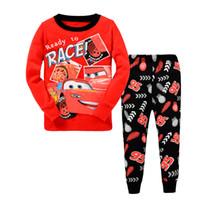 Cheap Cars Pajamas For Boys | Free Shipping Cars Pajamas For Boys ...