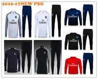 Wholesale New France PSG training uniforms sportswear Thailand top quality jerseys Purchase piece free EMS Shipping