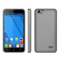 Wholesale Smart Phone Mtk6515 - Cheap ECON G3 4Inch Dual SIM Card GSM Mobile Phone MTK6515 256MB RAM 512MB ROM 2MP Camera 1200mAh Android 4.4 smart phones