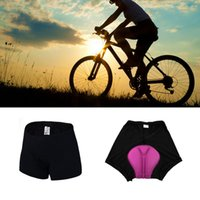 Wholesale New Women Ladies Bicycle Cycling Bike Underwear Gel D Padded Short Pants Shorts High Quality