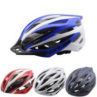 big bike helmet - GUB DD Big Size Ultralight Cycling MTB Mountain Road Racing Bicycle Bike Helmet Integrally molded Visor EPS PC air vents