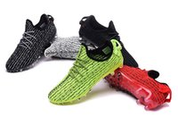 beach dive - Kanye West man boost All kinds of colors football shoes pirate dove Moonstone beach of Oxford soccer shoes soccer cleats