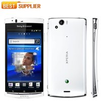 arc s phone - 2016 Direct Selling Real Lt18i Original for Sony Xperia Arc S LT18 with Inches Wifi A gps mp Camera Android refurbished Mobile Phone