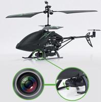 Remote Camera drones rotor hélicoptère photographie aérienne drone alliage emballage en plastique 45,5 * 8 * 16,5 cm noir hélicoptère à télécommande aer