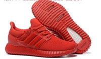 Wholesale 2016 Men women Casual Shoes Spring Autumn Ultra Boost Mens Trainers Breathable Flats Walking Shoes Zapatillas Hombre Fashion Shoes Male