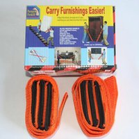 Wholesale Forearm forklift Moving Straps Forearm Delivery Transport Rope Belt Home Carry Furnishings Easier Furniture Carry Tools Pack