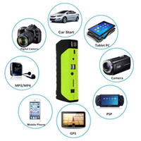 Wholesale 50800mAh Super Car Jump Starter Auto Engine EPS Emergency Start Battery Source Laptop Portable Charger Mobile Phone Power Bank SOS