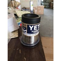 Wholesale 2016 Hot Sale Yeti Rambler Tumbler oz YETI Cups Cars Beer Mug Large Capacity Mug Tumblerful