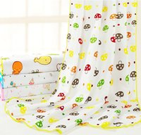 Wholesale Summer Baby Swaddleme Baby Summer Infant Quilt Towel Swadding Sizes p l