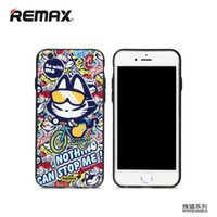 advertise fit - Remax High Quality Diy Pull Cat Advertising Phone Case For Iphone