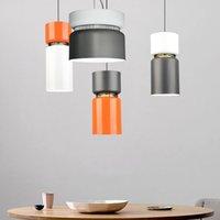 aspen hotels - VISDANFO Aspen By Aisslinger creative contracted IKEA boutique hotel cafe restaurant modern simple style suspension D17CM pendant lamp