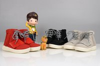 baby skateboard shoes - 28 Kids Runnign Shoes Kanye West Outdoor Sneaker Hot Selling Boost Skateboard Shoes For Baby Discount Cheap Hotsale