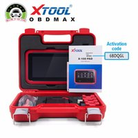 automotive tools eeprom - 2016 XTOOL X PAD Tablet Key Programmer with EEPROM Adapter X100 PRO X X PRO DHL free