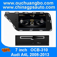 Wholesale Ouchuangbo S100 Platform Car DVD Radio Stereo for Audi A4 S4 RS4 A5 S5 with BT AUX SD BT