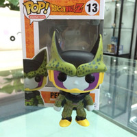 Wholesale Factory direct FUNKO POP Dragon Ball Q Cell Figure from PVC products manufacture in china