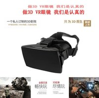 Wholesale Best d phones glasses VR virtual reality helmet foreign trade goods quality assurance VR headsets glasses