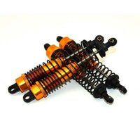 axial rc parts - LNL Gold MM Aluminium Rear Shock Absorber P For RC GPM Axial Yeti AX90026