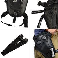 bags for atv - 2in1 Drop Leg Fanny Pack Waist Belt Side Bag for Motorcycle Bike ATV Dirt Bike