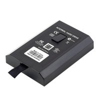 Wholesale 500GB GB GB G G G Internal HDD Slim Hard Drive Disk for Microsoft for Xbox XBOX360 Official Systerm Games Enclosure