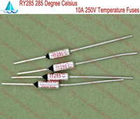 Wholesale RY285 TF Degree Celsius C A V Temperature Thermal Fuse