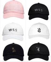 Wholesale Drake god pray ovo cap black Strapback OVO Hotline Bling hats panel snapback casquette POLOs baseball cap GOLD OWL DENIM HAT