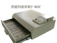 bga reflow oven - Puhui T962C high quality W reflow oven T C infrared SMT IC heater BGA rework station