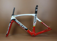 Wholesale 2016 new arrival Ridley full carbon bike frame road frame cadre cadre carbono route with