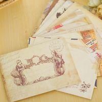Wholesale vintage mini paper envelope scrapbooking envelopes small envelopes kawaii stationery gift