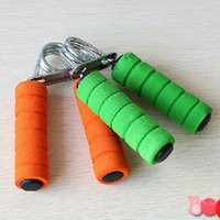Wholesale Fitness equipment sponge grip wrist force A to practice hand grip G sponge