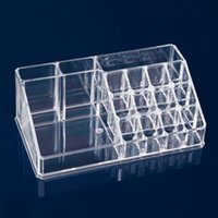 Wholesale Multifunction Of acrylic Jewelry Gifts cosmetic Storage Box Desktop small articles Storage Box size cm