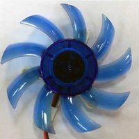 Wholesale Replace For Computer PC VGA Video Card Heatsink Cooler Cooling Fan mm V Pin