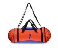 basketball duffle bags - 25L basketball bags High Quality New york Gym Bags Sports Bags Mens Duffle Bag Travel Mochila Gym Bolso Gimnasio