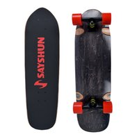 Wholesale SAYSHUN Complete Skateboard Cruiser board for Beginners and Professional