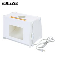 Wholesale 110V V SANOTO MK40 Photo Box Photography Studio Box Professional Protable Light Box