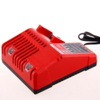 Yes Standard Battery Cheap charger ipod 220V EU PLUG European Standard 18v 14.4v Charger M18 For Milwaukee Power Tools Rechargeable Li-ion Battery YB105-SZ
