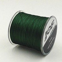 Wholesale M JOF Brand PE material Multifilament PE Braided Fishing Line Super Strong LB