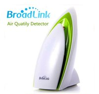 Wholesale Broadlink A1 Smart Home Wireless Air Quality Detector Sensor E air Home Automation System