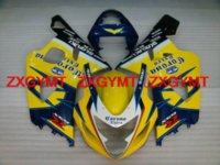Wholesale Fairing for Suzuki GSXR600 Corona Extra Injection moulding Abs Fairing GSXR year K4 ZXGYMT