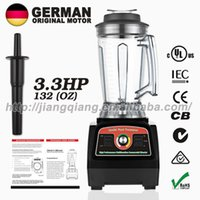 Wholesale BPA Free G7400 HP Watt Professional ice shave machine High Speed slow juicer System Black L peak