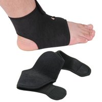 Wholesale New Arrival Protection Belt Spontaneous Magnetic self heating Ankle Brace Support Heating