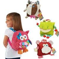 animal shaped snacks - Cartoon D Cute Animal Shaped Children s Backpack Bag Snack Bag Backpack Preschool Toy Bag