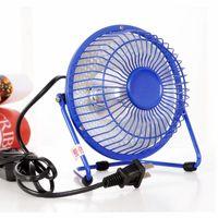 Wholesale Hot Portable Inch Mini heater Desktop Electric Heater Fan shape calefactor for Hand Feet Warmer infrared heater Warm Winter Xmas Gift