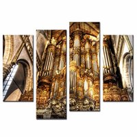 bedroom benches - LK4115 Panel Modern Canvas Benches In Basilique Wall Art Painting Print On Canvas Religion Pictures For Bedroom Picture Print On Canvas Gi