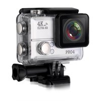 av to wifi - DHL free Pro4 K WIFI Sport Action Camera FPS quot LCD FPS MP Sport Video Waterproof Camera Support for HDMI AV Out FPV