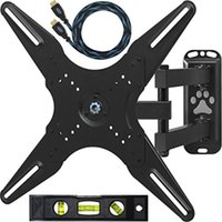 articulating monitor mount - Articulating TV and Monitor Wall Mount for by Cheetah