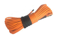 Wholesale MM M UHMWPE Synthetic Winch Rope For portable winch electric winch