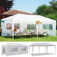 bbq gazebo - Outdoor Canopy Party x20 Walls garden BBQ Wedding Tent Heavy duty Gazebo