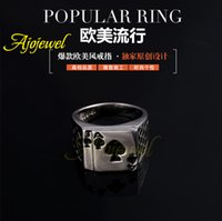 Wholesale Platinum Plated Rings for Women Cubic Zirconia Clear CZ Ring Vintage Men Jewelry bague femme