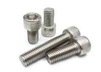 Wholesale 304 stainless steel DIN912 A2 cylinder head bolts cup head screws and screws M2 M2 six
