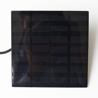 Wholesale DC V Solar Panel Floating Submersible Water Pump Garden Plants Watering Power Fountain Pool Kit Set XQ0138